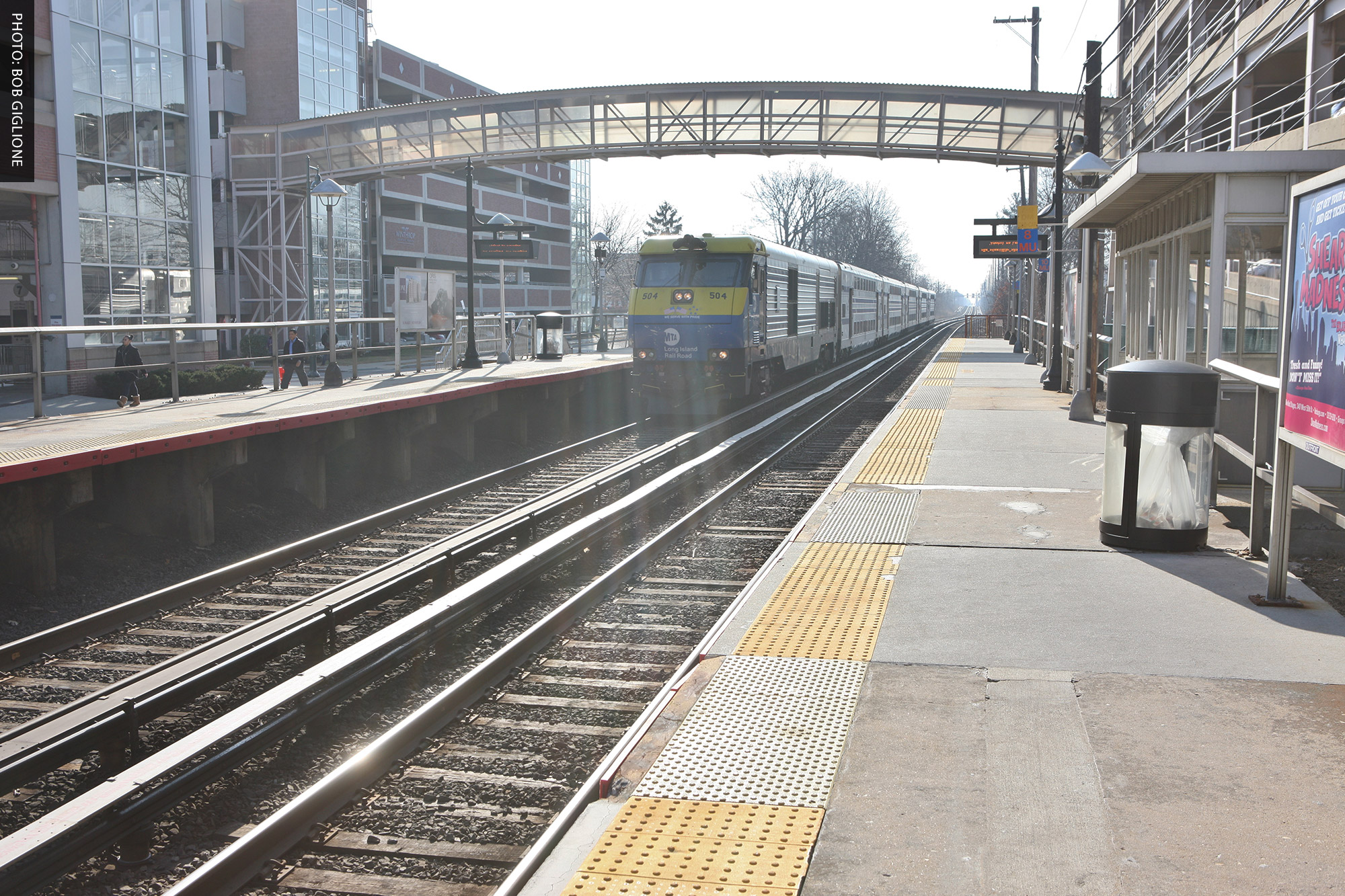 Right Track for Long Island Coalition Applauds Nassau Officials On Support LIRR's Third Track Project
